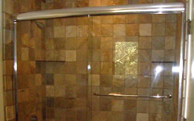 Bypass Shower Doors - San Diego CA