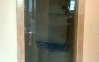 Glass Steam Room Door