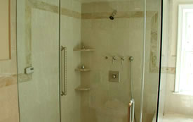 Glass Shower Enclosures - San Diego CA
