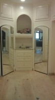 Arched Custom Mirror Doors