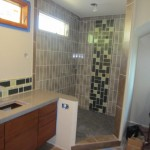 Before - Shower Enclosure Installation - La Jolla