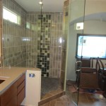 Frameless Glass Shower Enclosure - La Jolla