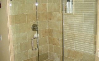 Shower Enclosure Installation - San Diego
