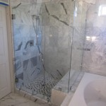 Frameless Shower Enclosure - Rancho Bernardo