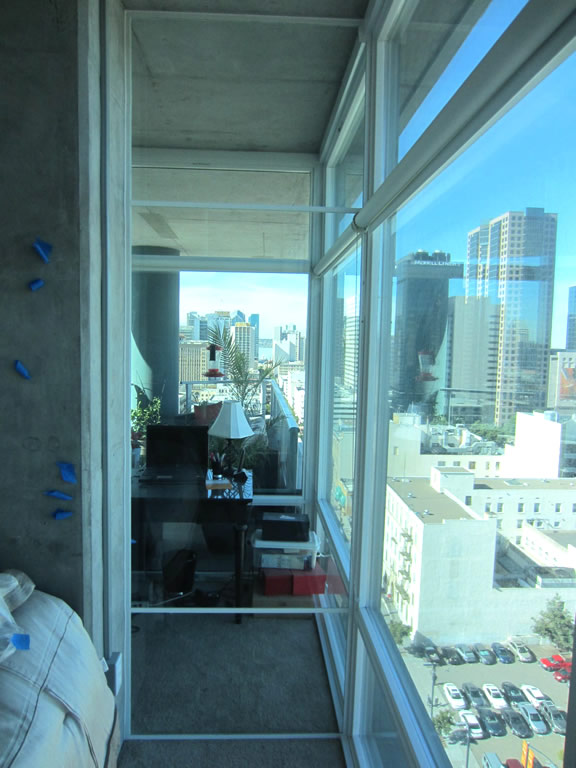 3/8th Glass Partition - San Diego CA