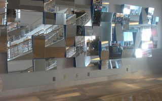 Hotel Commercial Mirrors - project by APF Munn -Coronado