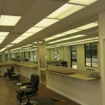 Custom wall mirrors - Barbershop - Hillcrest CA