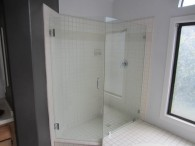 Del Mar shower enclosure