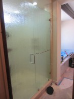 Privacy Glass Shower Enclosure Rancho Santa Fe