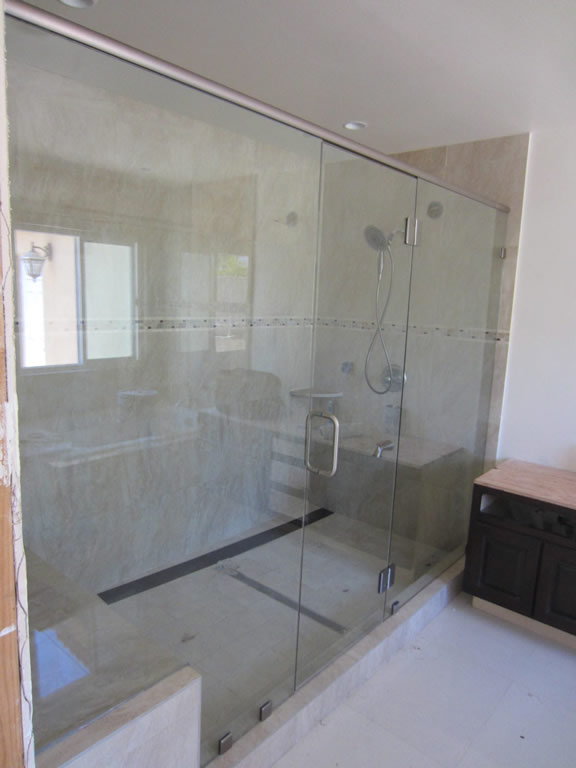 10 Foot Glass Enclosure San Diego