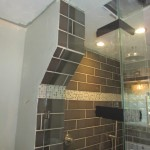 Custom Shape Shower Glass Enclosure