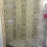 Frameless Shower Mira Mesa