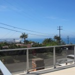 La Jolla Glass Railing Install