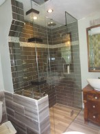 North Park Shower Enclosure Installation