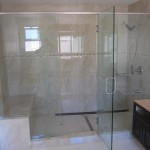 Tempered Half Inch Shower Enclosure