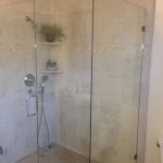 90 Degree Shower Enclosure San Diego Installation