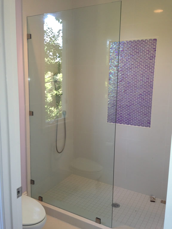 Shower Screen Rancho Sante Fe Patriot Glass And Mirror