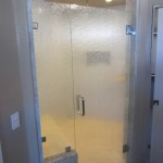 Rain Glass Shower Door San Diego