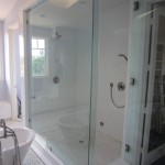 Very Large Steam Shower Enclosure Del Mar