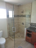 Frameless Neo Angle 3 8 Glass Shower Enclosure Hillcrest