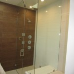 Frameless Steam Shower Pacific Beach