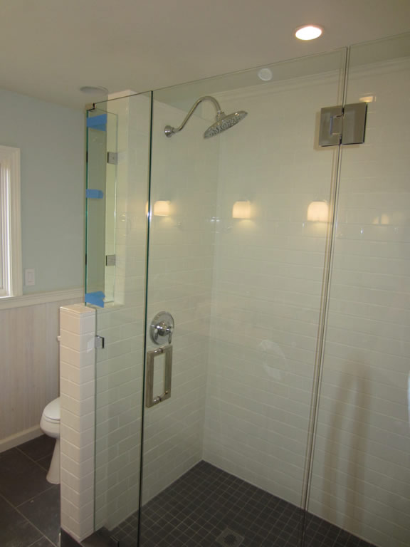 Glass Shower Enclosure Point Loma
