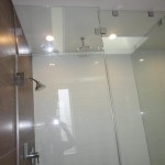 Steam Shower With Movable Vent Pacific Beach