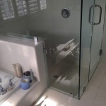 Frameless Glass Shower Coronado