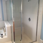 Original Framed Shower Coronado