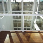 Interior Glass Railing Install Pacific Beach