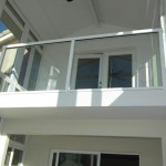 Loft Railing Install Pacific Beach