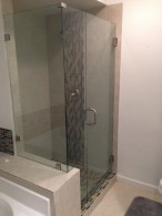Custom 1/2 Inch Shower Enclosure