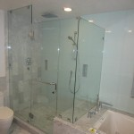 3/8 Inch Glass Shower Enclosure