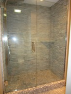 Custom Shower Enclosure Del Mar