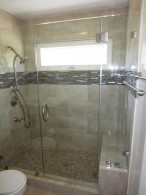 EnduroShield Glass Shower Enclosure