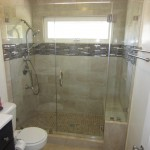 EnduroShield Glass Shower Installation
