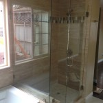 North Park San Diego Custom Frameless Glass Installation