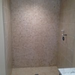 Before Half Inch Glass Shower Enclosure