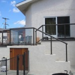 Glass Railing System Mission Valley