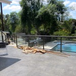 Glass Railing System Mission Valley Home