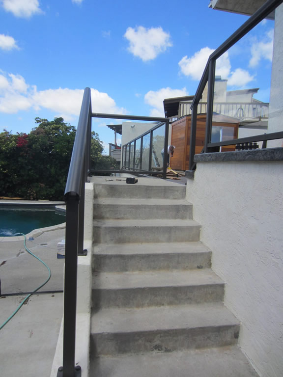New Tempered Glass Railing System Patriot Glass And
