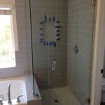 Glass Shower Enclosure Installation