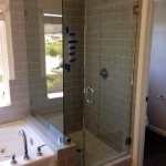 Pacific Beach 3/8 Inch Glass Shower Enclosure