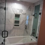 Tub And Shower Door Custom Enclosure
