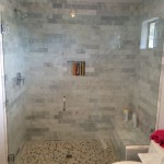 Frameless Shower Enclosure San Diego