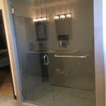Mira Mesa Glass Shower Enclosure Installation