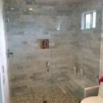 San Diego Shower After Glass Installation