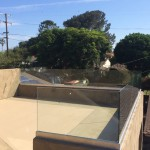 After Glass Railing Installation Point Loma