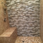Shower With Bench San Diego
