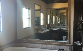 Custom Mirrors Set And Tile Frames